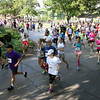 Jeff Krage – For Shaw Media<br /> The start of the 10K race during Saturday's Bob Leonard River Run & Walk at Pottawatomie Park in St. Charles.<br /> St. Charles 8/9/14