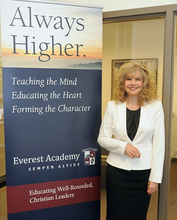 New Everest Academy principal