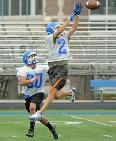 Riverside Brookfield football preview