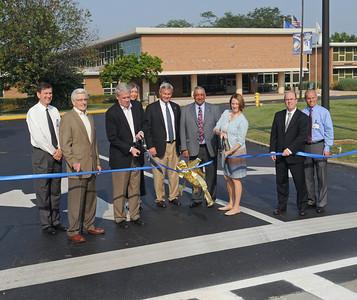 LTHS road improvements