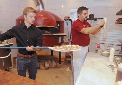 Stix and Stones Pizza