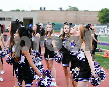 Downers Grove North football played host to Lockport on Friday.
