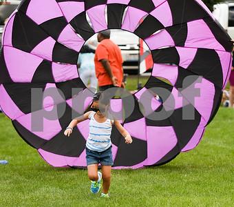 Elmhurst Park District's third annual Kite Fest