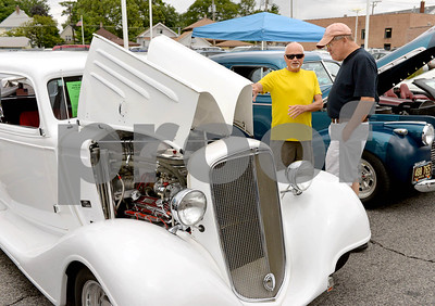 the 26th annual WeatherTech Berwyn Route 66 Car Show