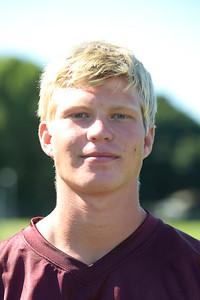 Kayla Wolf - for Shaw Media Marengo football player Matt Meranda, a senior, is a center for the Marengo Indians.