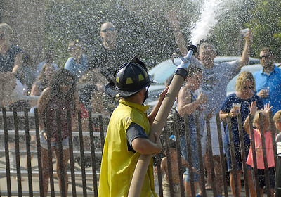 Cary Fire Water Fights