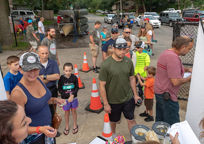 AArea residents gathered early Saturday morning, August 18, 2018 at Indian Trail Beach in Lake in the Hills for the second annual Conner Kincaid Memorial Fishing Tournament. All proceeds will be donated to the Village of Lake in the Hills on behalf of the life of Connor Kincaid, a lifelong LITH fisherman, and used to restock fishing areas in our community. KKoontz – For Shaw Media