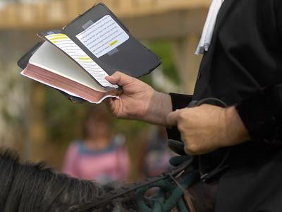 Horseback Preachers