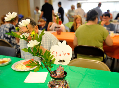Open House at the McHenry County Jewish Congregation