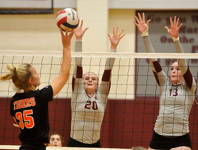 Crystal Lake Central Prairie Ridge Volleyball