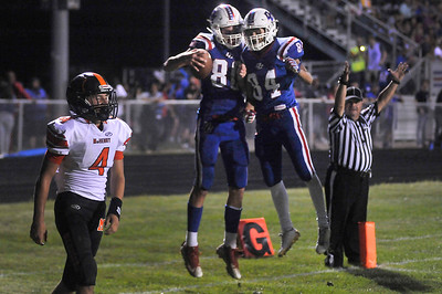 Dundee-Crown McHenry Football