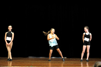 Downers Grove Park District dance team auditions