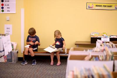 Wheaton Library Book Sale