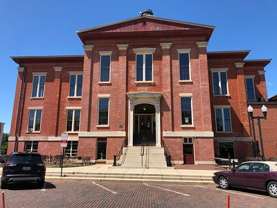 Old Courthouse, photographed Tuesday, Aug. 4, 2020