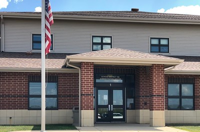 Huntley District 158 is photographed on Thursday, Aug. 6, 2020 in Huntley.