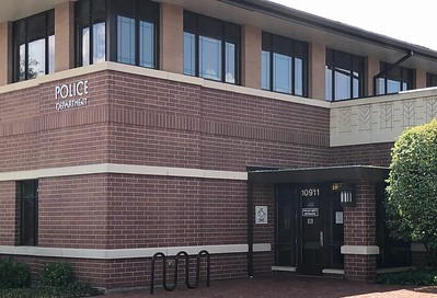 Huntley Police Department is photographed on Thursday, Aug. 6, 2020 in Huntley.