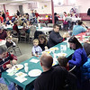 Jeff Krage -- For the Kane County Chronicle<br /> Families enjoy Saturday's breakfast with Santa at the Sugar Grove Community House.<br /> Sugar Grove 12/1/12