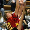 Jeff Krage -- For the Kane County Chronicle<br /> Batavia's Mike Carlson takes a shot during Saturday's game at Larkin.<br /> Elgin 12/8/12
