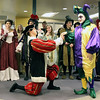 Jeff Krage – For the Kane County Chronicle<br /> The Kaneland High School Madrigal singers perform Friday at the Town & Country Library.<br /> Elburn 12/7/12