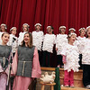 "Jeff Krage -- For the Kane County Chronicle<br /> Bethany Lutheran Sunday School students sing during Sunday's ""Shepherds, Sheep, and a Savior"" program in the school's gymnasium.<br /> Batavia 12/16/12"