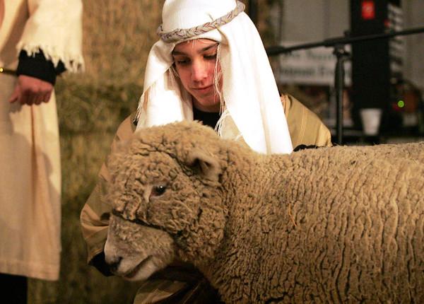 20121224 - Live Nativity