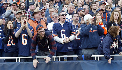 H. Rick Bamman - hbamman@shawmedia.com Fans get loud in the fourth quarter.