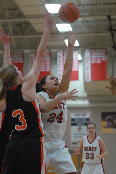 Benet vs. DeKalb, girls hoops