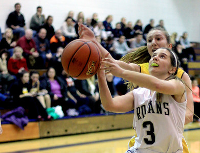 Sarah Nader - snader@shawmedia.com Cary-Grove's Amy Clemment takes a shot during the first quarter of Tuesday's game against Jacobs at Cary-Grove High School on December 18, 2012.