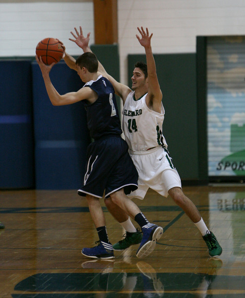 Glenbard West vs West Chicago, boys basketball