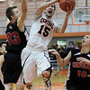 Huntley falls to Crystal Lake Central, 46-54 :