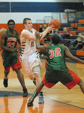 Lemont beats Fenger, 75 to 63