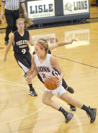 Lisle beats Wheaton Academy