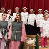 "Bethany Lutheran Sunday School students sing during Sunday's ""Shepherds, Sheep, and a Savior"" program in the school's gymnasium.<br /> (Jeff Krage photo for the Kane County Chronicle)"
