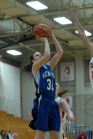 Wheaton South vs. Geneva, girls hoops