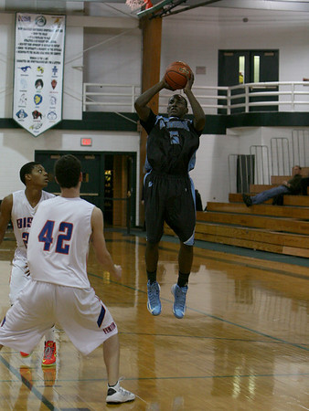Willowbrook vs Fenton, boys basketball