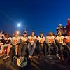 The Batavia High School Football Team arrives during the Batavia Celebration of Lights Festival on The Batavia River Walk in Batavia, IL on Sunday, December 01, 2013 (Sean King for Shaw Media)