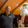 Batavia Mayor Jeff Schielke and Santa were on stage at The Batavia Celebration of Lights Festival on The Batavia River Walk in Batavia, IL on Sunday, December 01, 2013 (Sean King for Shaw Media)