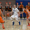 St.Charles North's Alec Goetz (1) looks up court during a St.Charles East press at St.Charles North High School in St.Charles, IL on Saturday, December 07, 2013 (Sean King for Shaw Media)