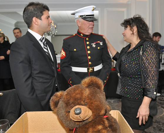 Addison Toys for Tots event