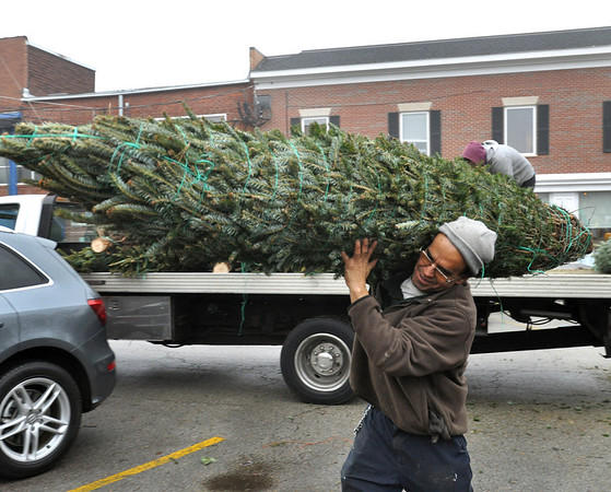 Hinsdale ready for holidays