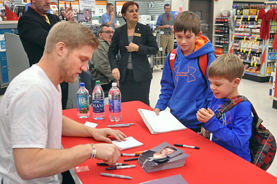 Josh McCown in Glen Ellyn