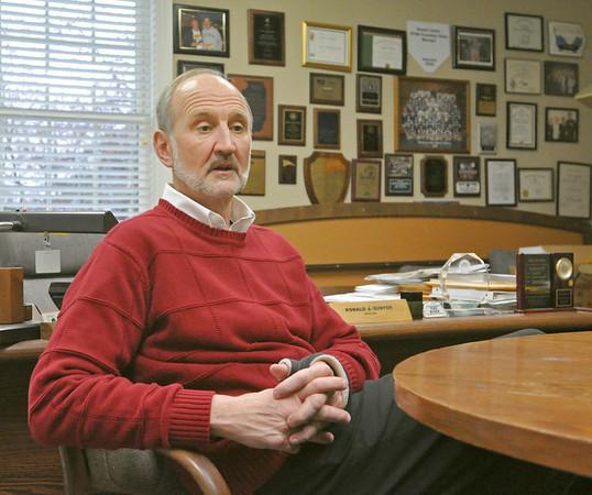 Westmont Mayor Ron Gunter