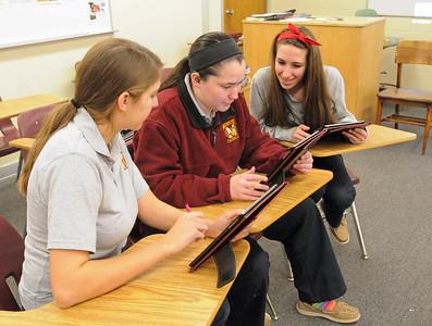 Montini's 1-to-1 iPad program