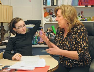 Wheaton teacher up for grant