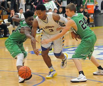 York at Lyons Township boys basketball