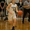 Kaneland's Jamie Martens dribbles up court against La Salle-Peru on Dec.3 at Kaneland.