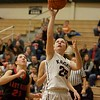 Kaneland's Morgan Weber lays it in against La Salle-Peru on Dec. 3 at Kaneland.