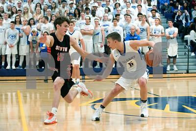 Wheaton North vs Wheaton Warrenville South boys basketball