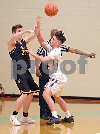Glenbard East boys basketball vs Metea