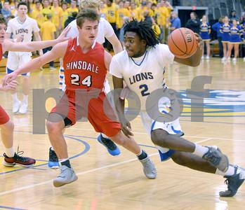 Lyons Township boys basketball